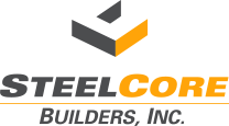 SteelCore Builders Logo