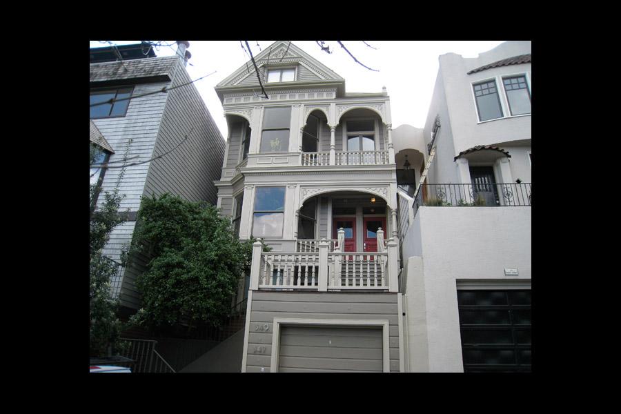 Underground Garages | Underground Structures | San Francisco