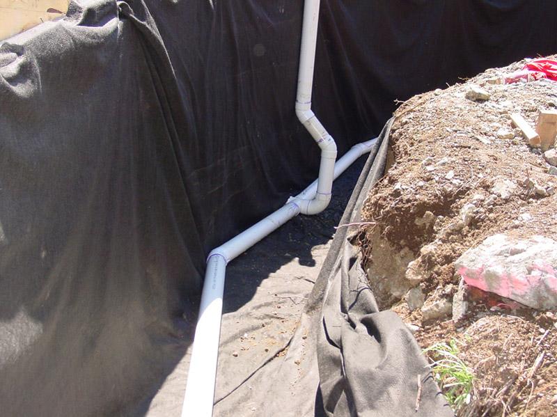 Retaining Wall Drainage The Latest Technology